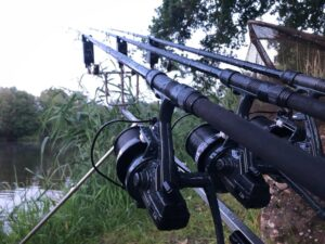 Daiwa Tournament S5000t upgade - deel 4