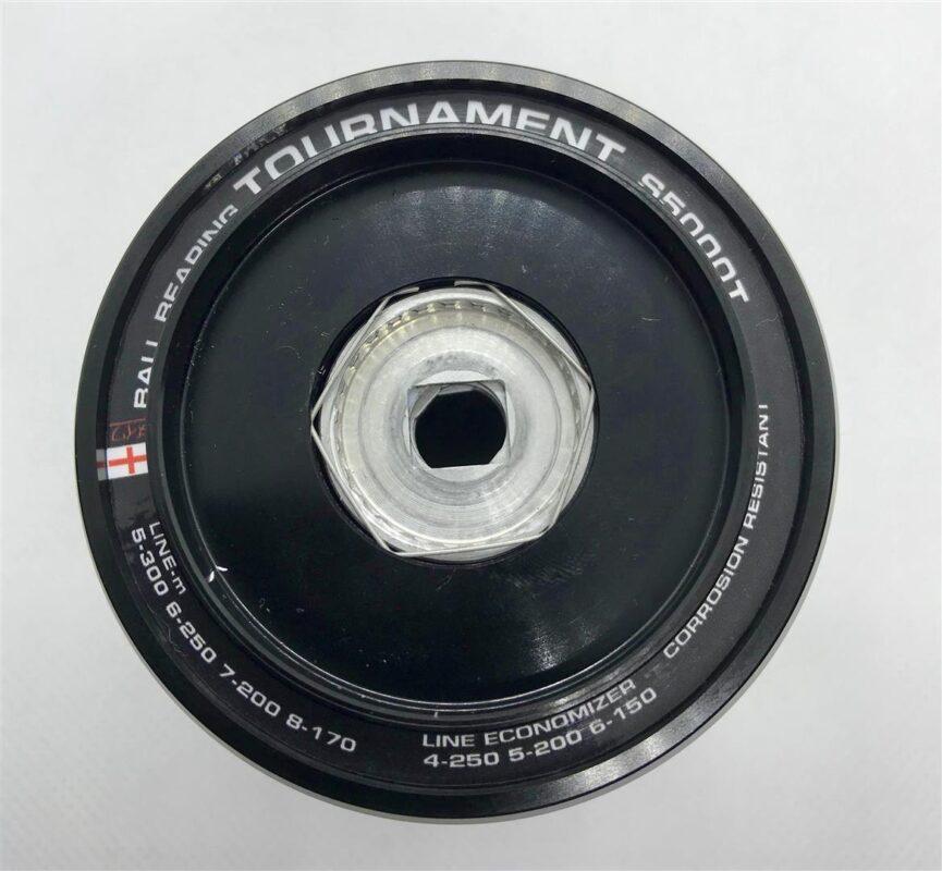Spool Ring Stickers van F.R. Custom Reels