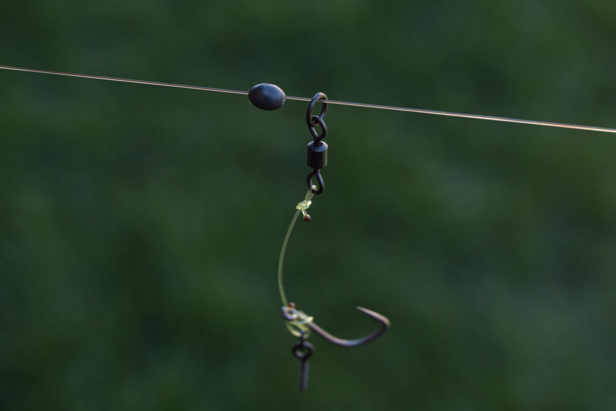 Naked chod rig