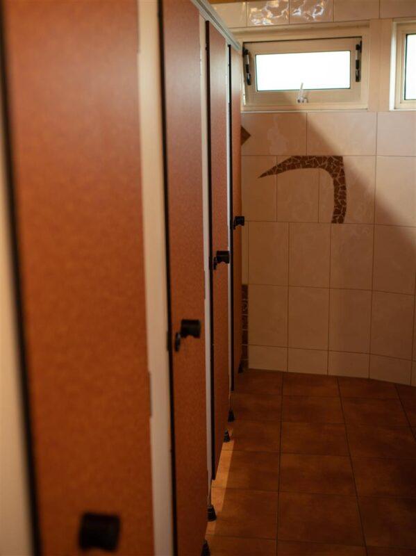 Een meerdere douches