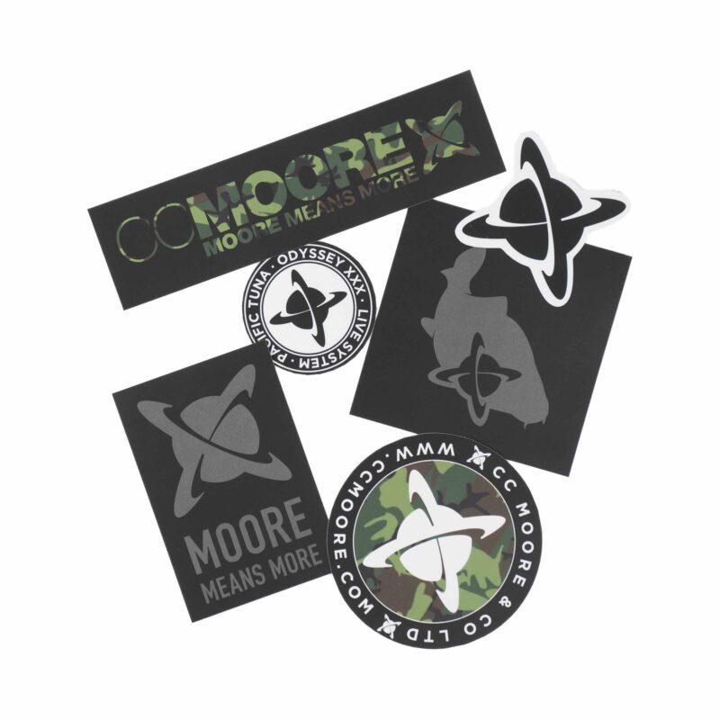 Stickerpack CC Moore