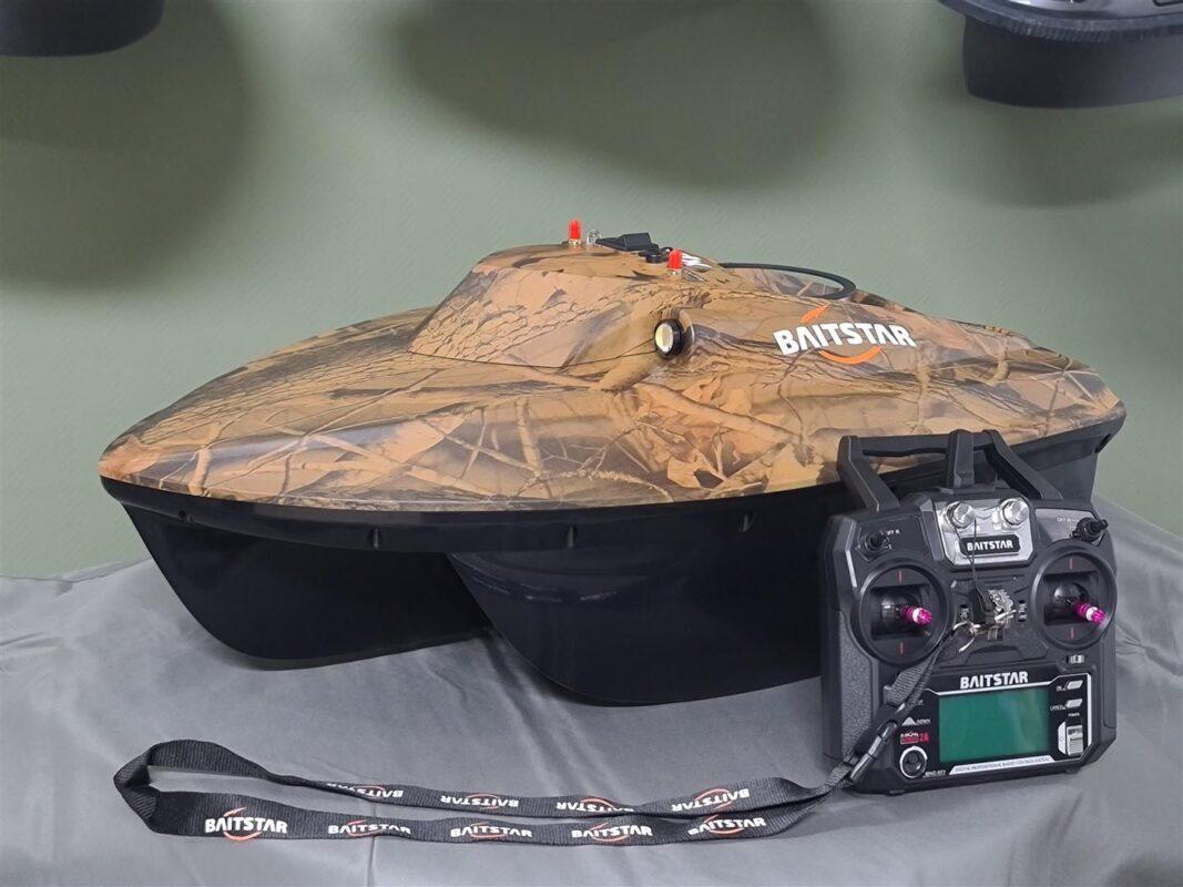 Baitstar Xpert baitboat realtree