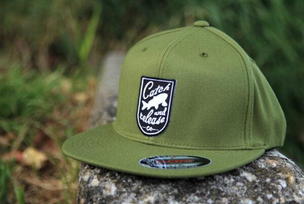 CF Snapback groen