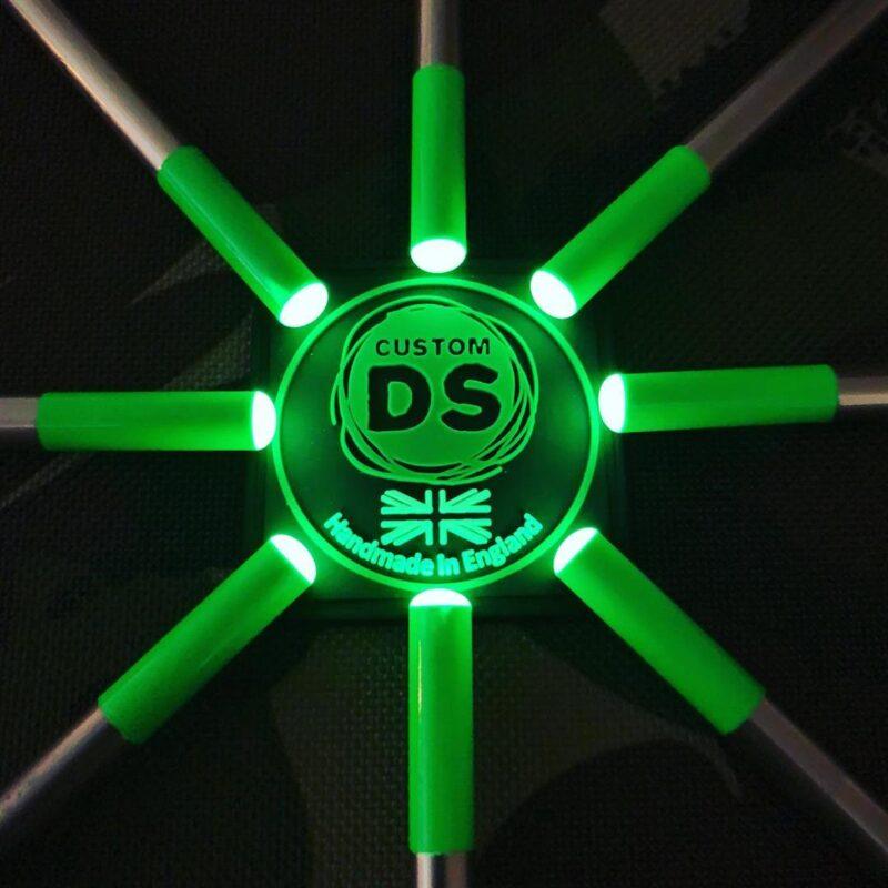 5x Distance sticks - deel 2 - CarpFeeling - Custom DS