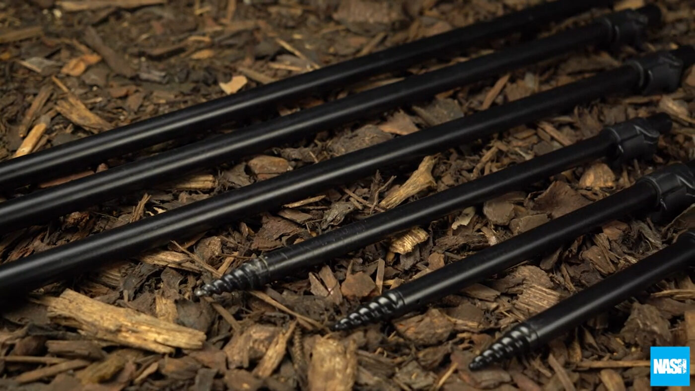 Nash Camlock bivvy sticks
