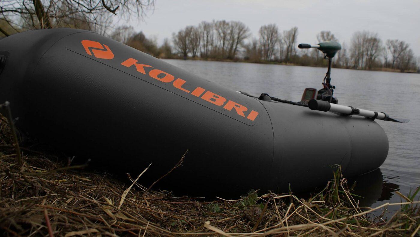 Rubberboten van Kolibri Boats