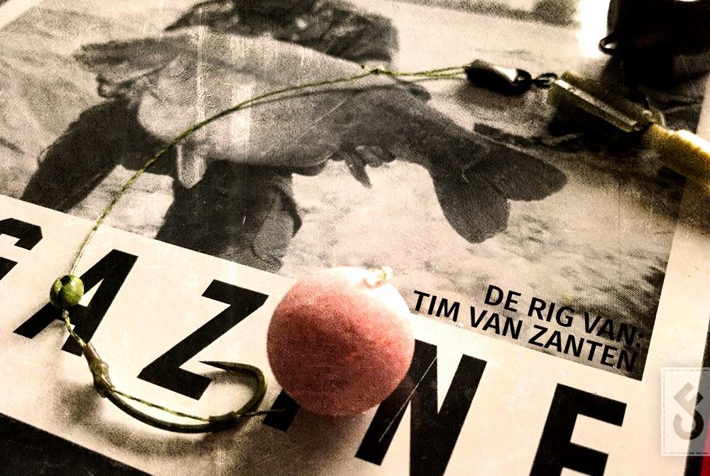 De claw rig van Tim van Zanten
