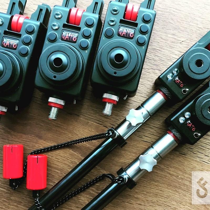 Customized E.C.U. MK1 Compacts 'GATO Edition