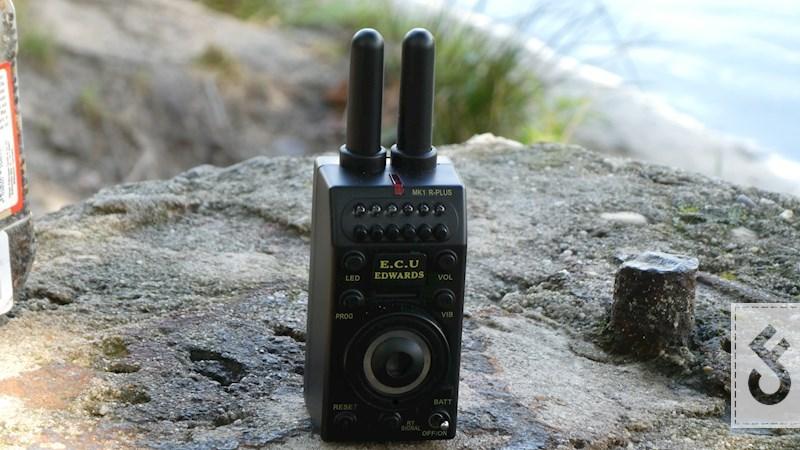 De receiver is met twee antennes een bijzondere én effectieve toevoeging