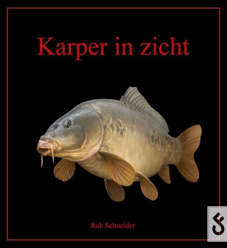 Cover van het boek Karper in Zicht