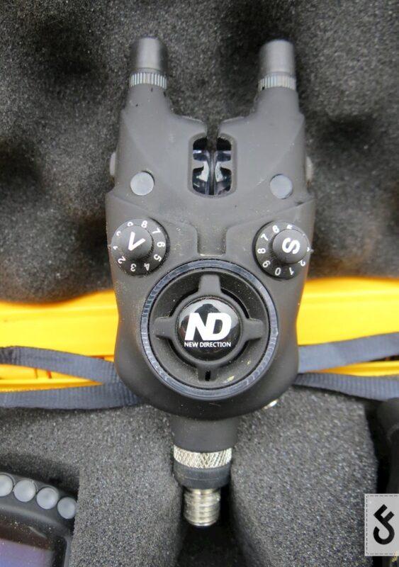 De K9 beetmelder van ND Tackle