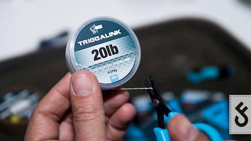 Triggalink, een bijzonder onderlijnmateriaal dat de Rekkerrig zo succesvol maakt