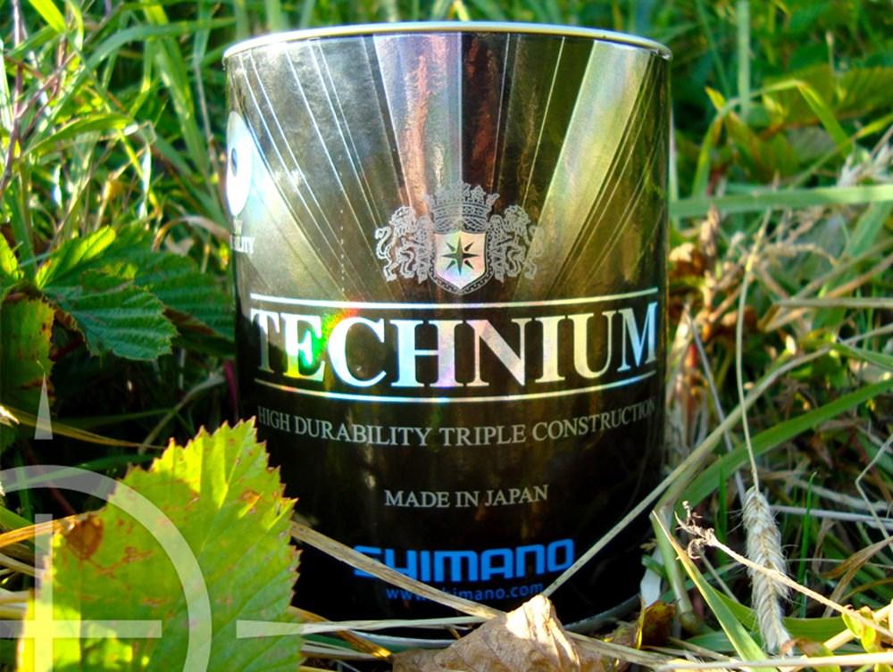 Shimano Technium Invisitec review