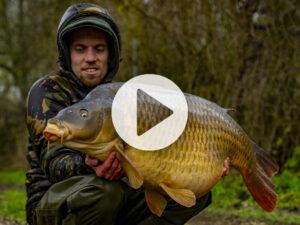 succesvol wintervissen met het Nash Benelux team