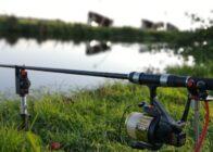 Het vissen op spoken