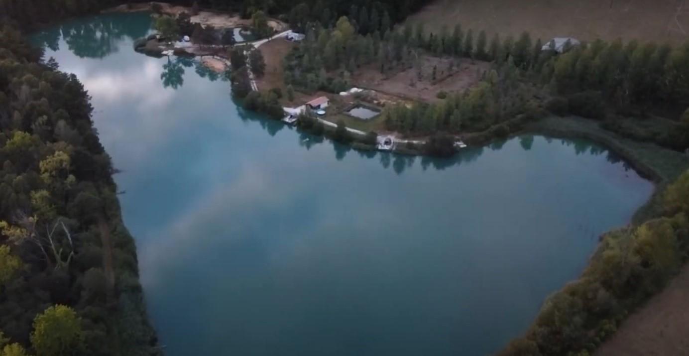 The Golden Carp Lake