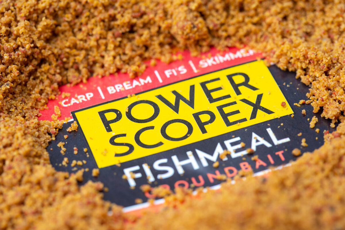 CF News Flash - Sonubaits Scopex Fishmeal groundbait