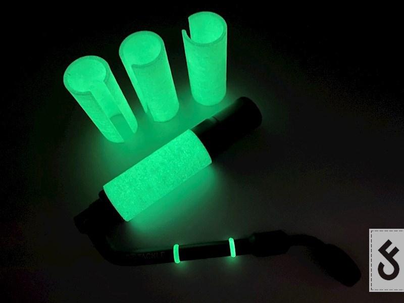 Laat je ND Tackle T10 Indicators oplichten in het donker!