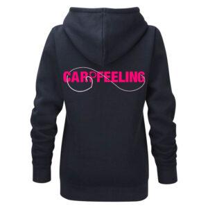Premium hoodie Girly - CarpFeeling webshop