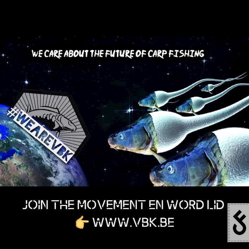 We care about the future of carp fishing