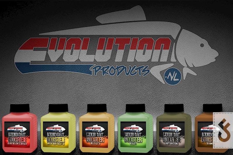 Liquid Bait Boosters van Evolution Products