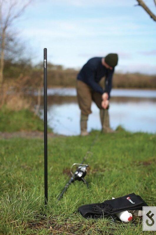 Veel Distance cords hebben een hengellengte van 12ft lang