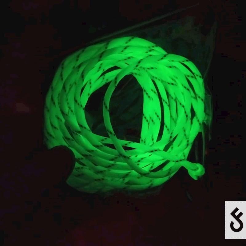 Glow in the Dark Distance Cords van Poltergeist Tackle