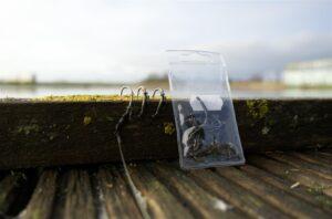 Scherpe rigs zijn belangrijk in de winteraanpak