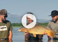 NashTV - Op jacht naar wilde karpers in Afrika