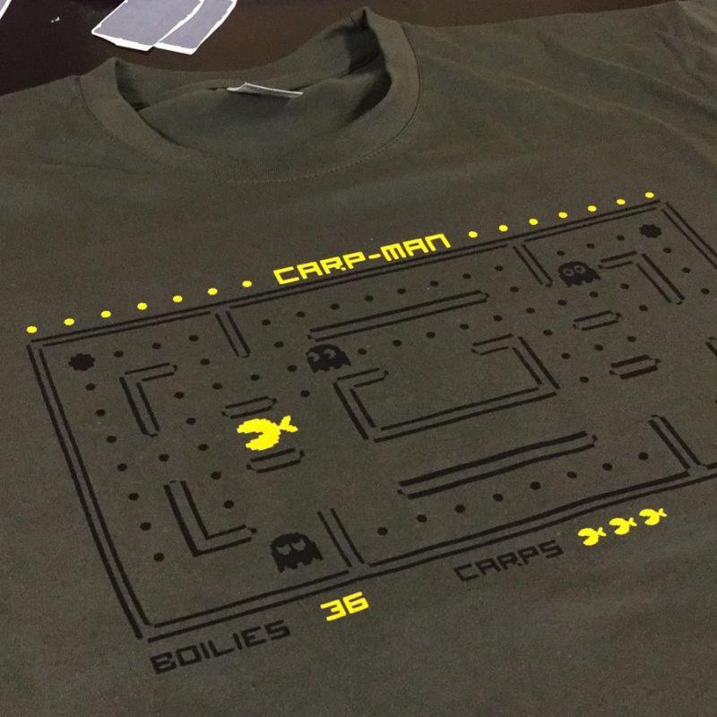 CarpFeeling kledingpakket; carpman shirt