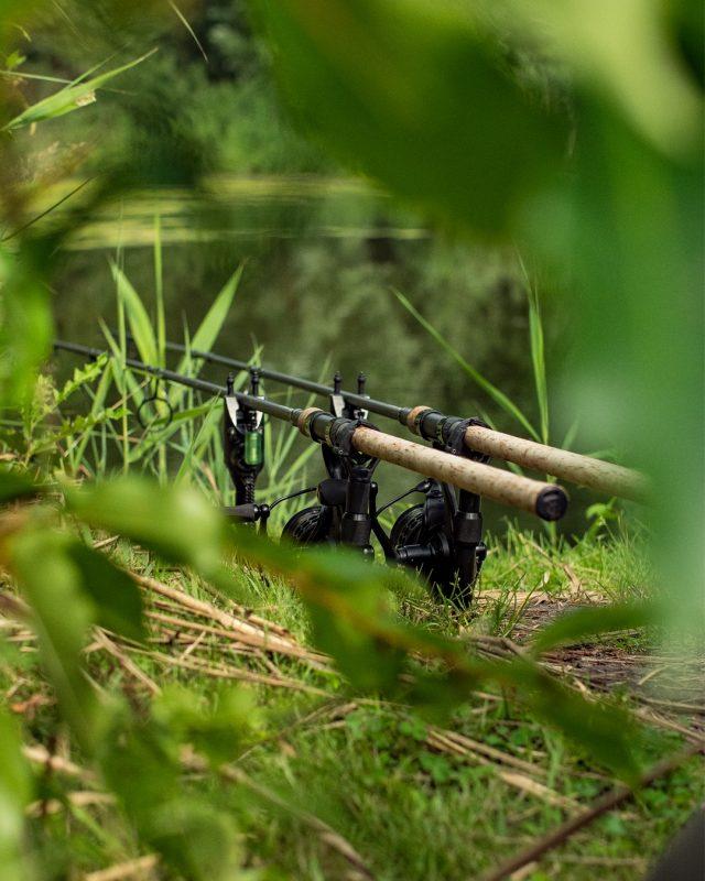 Nash Scope Rods (foto Nash Team Benelux)