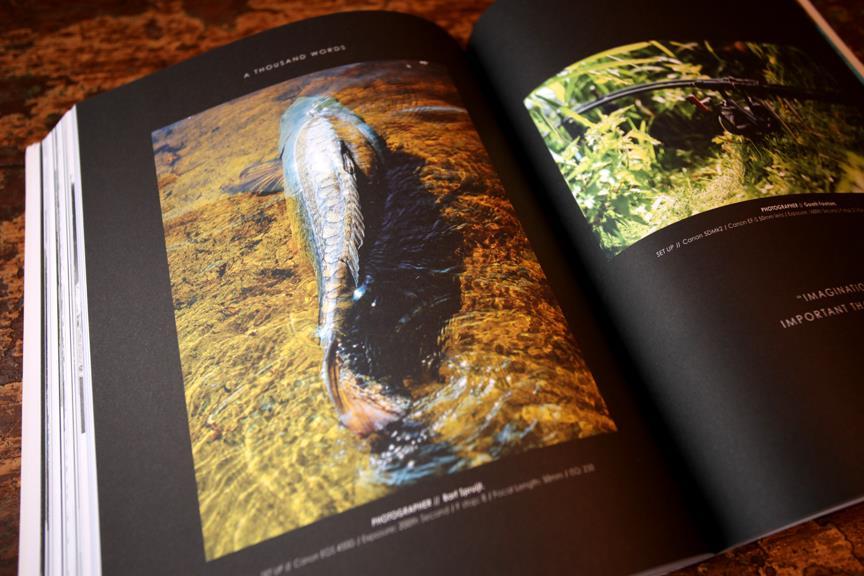 Subsurface Journal, bedacht door Gareth