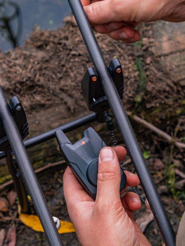 Beetmelders 2021: Fox Mini Micron X met receiver