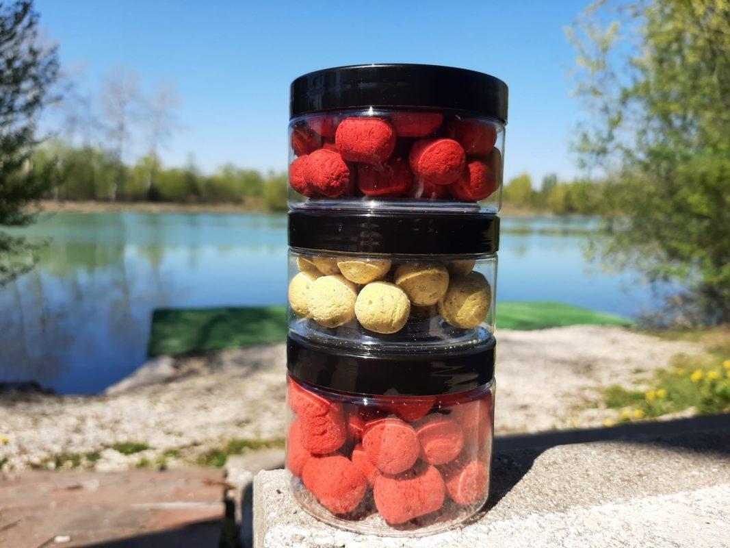 Nieuwe producten: nieuwe wafters van Holland Baits