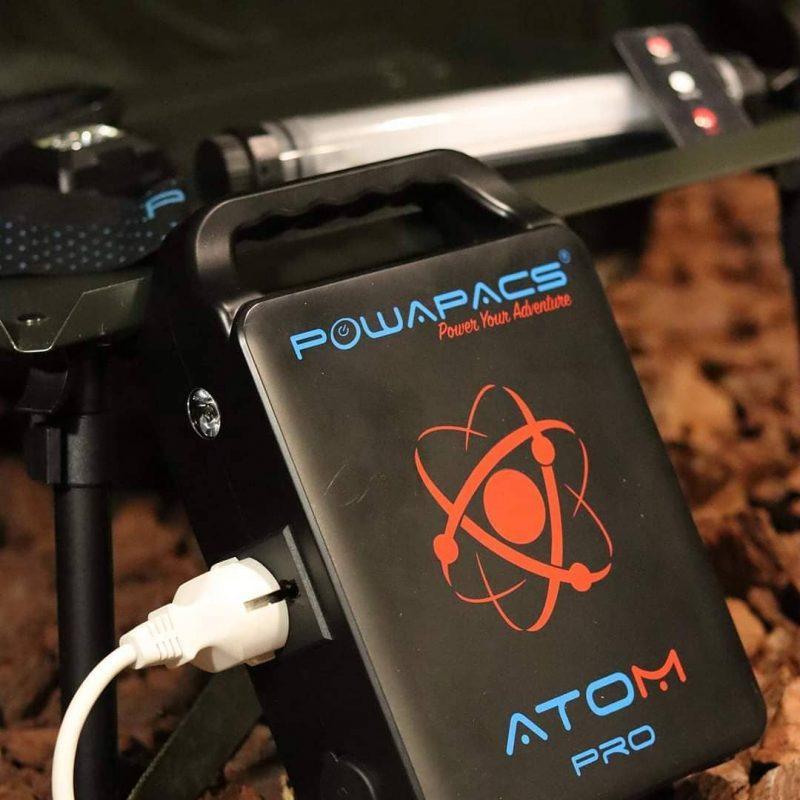 Atom Pro van Powapacks