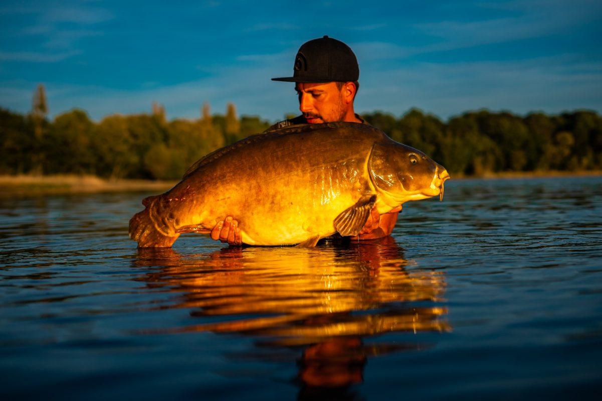 Frank van Schaik over het vissen met groot aas