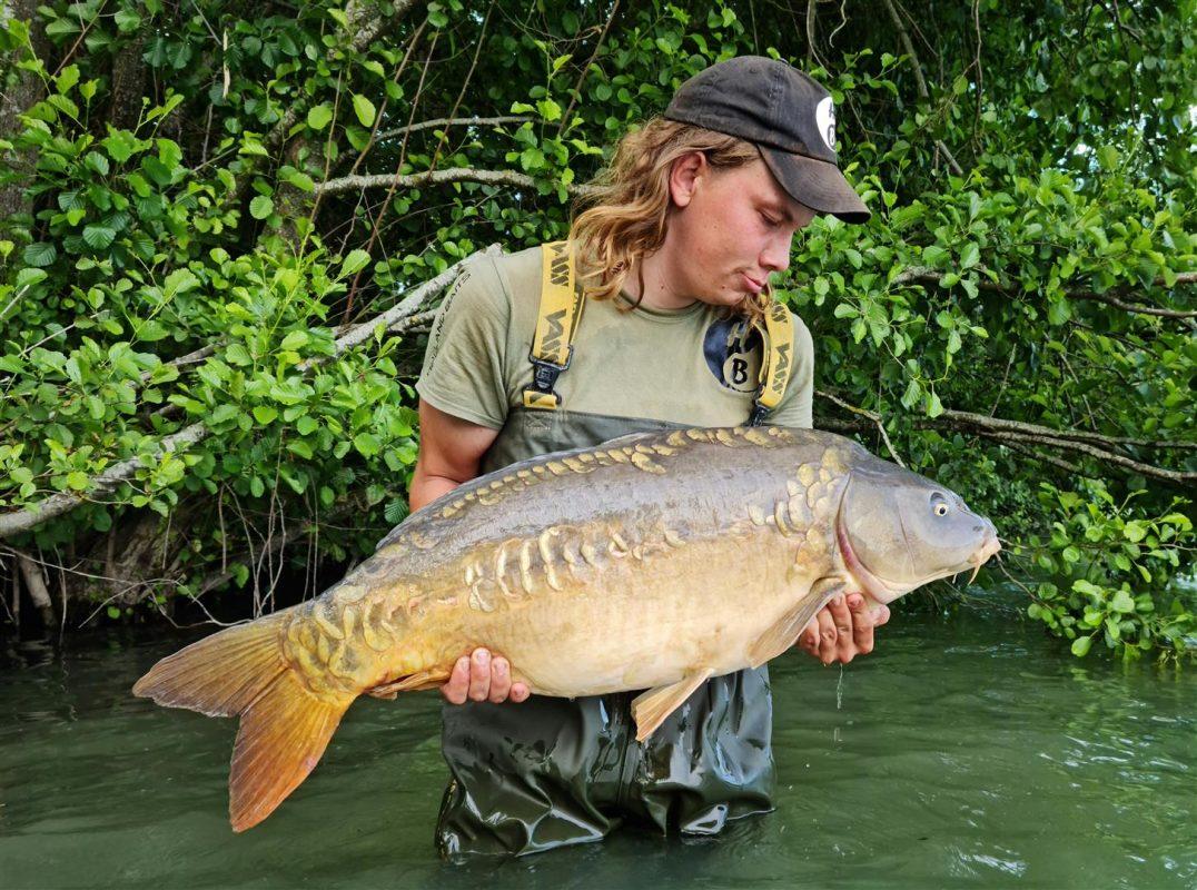 Maarten Spaans - Een prachtige vangst