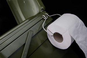 5x Producten voor de sanitaire stop