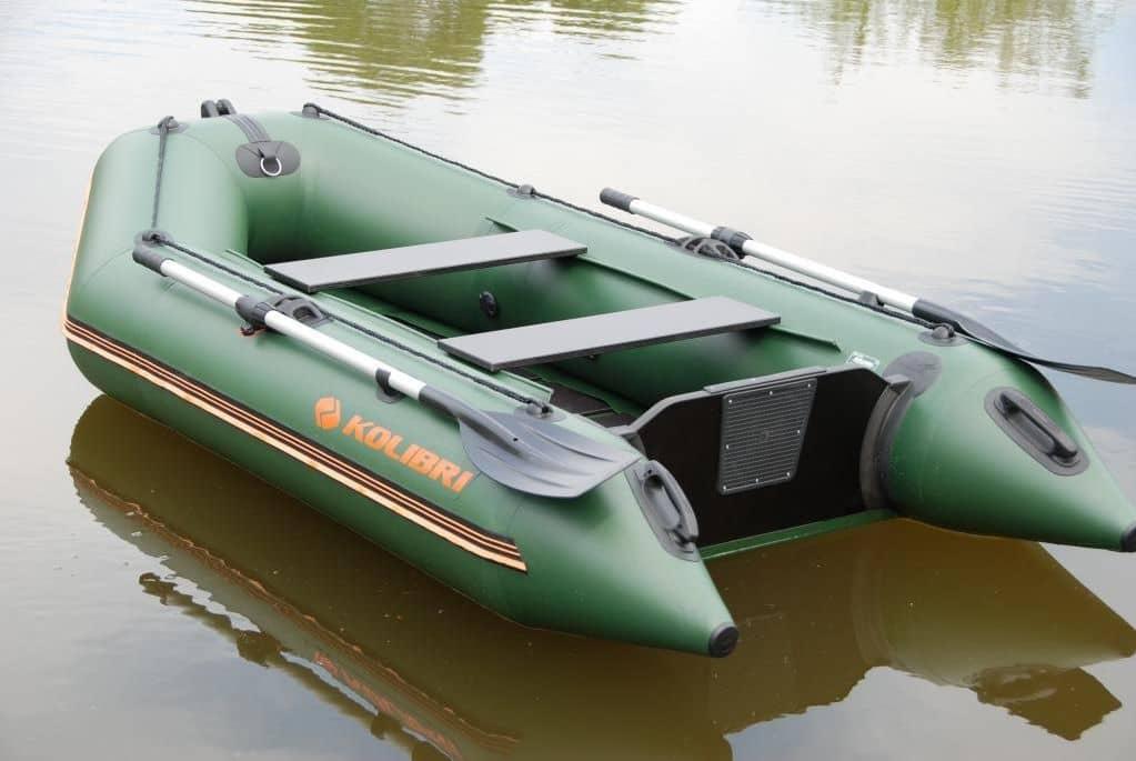 Kolibri karperboot