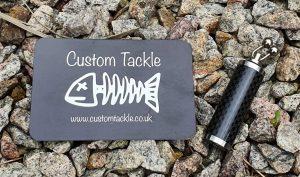 De producten van Custom Tackle LTD